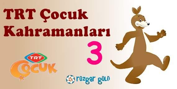 Rüzgar Gülü TRT Çocuk Kahramanları 3 oyunu