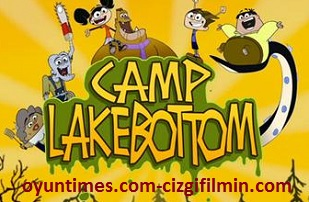 Camp Lakebottom oyunu