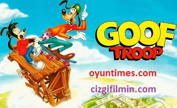 Goof Troop oyunu