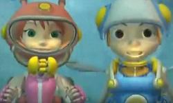 Aqua Kids Çizgifilm oyunu