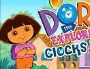 Dora Renkli Saatler