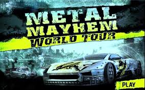 Metal Mayhem World Tour