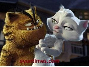 Kötü Kedi Şerafettin oyunu