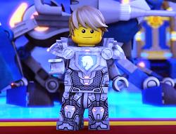 Lego Nexo Knights 5. Bölüm oyunu