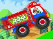 Mario yumurta kamyonu