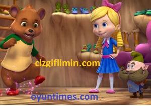 Goldi ve Ayıcık