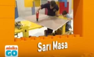 Sarı masa