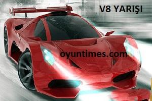 V8 Yarışı oyunu