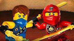 Ninjago Savaşları oyunu
