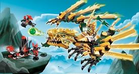 Ninjago Ejderha Savaşı oyunu