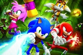Sonic Boom Lyric Yükselişi oyunu