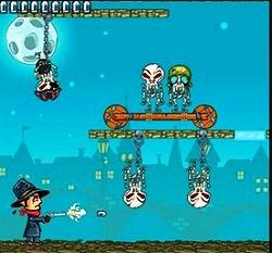 Van Helsing ve iskeletler 2 oyunu
