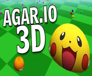 Agario 3D oyunu