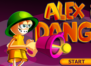 Alex Tehlikede oyunu