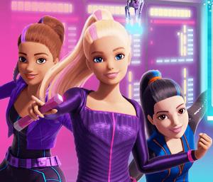 Barbie ve Ajanlar oyunu