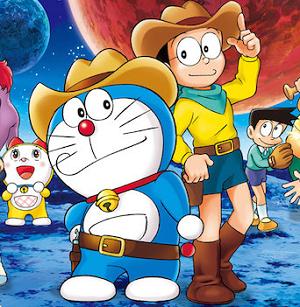 Doraemon İki Kişilik Macera oyunu