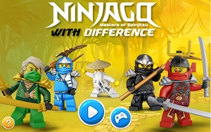Ninjago Fark Bul oyunu