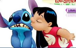 Lilo ve Stitch Oyunu oyunu