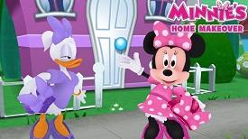Minnie  Ev Bakımı