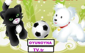 Hayvanlı Futbol oyunu