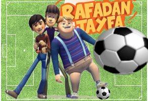 Rafadan Tayfa Futbol oyunu