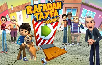 Rafadan Tayfa Tornet Oyna