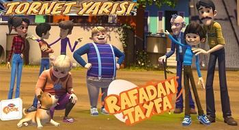 Rafadan Tayfa Tornet Oyna oyunu