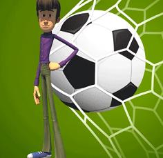 Rafadan Futbol Kaçış oyunu