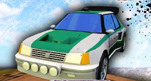 Aşamalı Rally oyunu