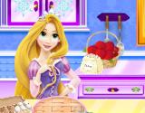Rapunzel Elmalı Turta Tarifi oyunu