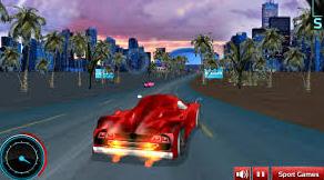 Süper Yarışçı Arabalar oyunu
