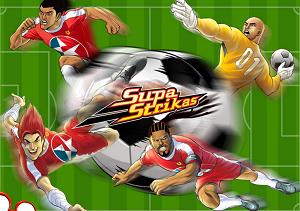 Süper Golcüler oyunu