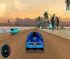 Süper Yarışçı Arabalar 2 oyunu