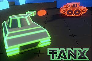 Tanx.io oyunu