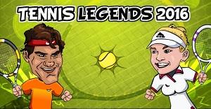 2016 Tenis Yıldızları oyunu