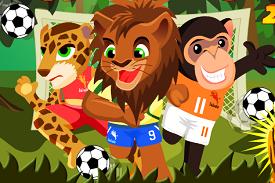 Hayvanlı Futbol