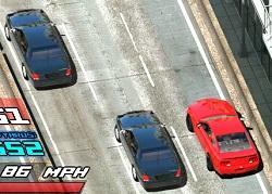 Trafikte Kapışma