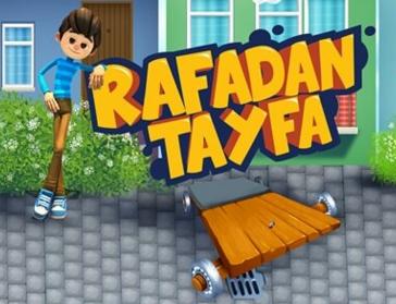 TRT Rafadan Tayfa Tornet oyunu