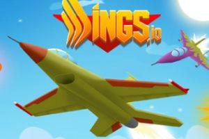 Wings.io oyna oyunu