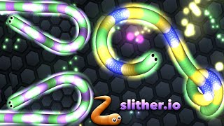 Slither.io Server oyunu