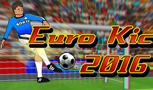 Euro 2016 Penaltı Atışları oyunu