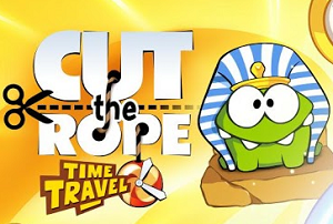 Cut The Rope Time Travel oyunu