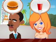 Obama Burger Stand oyunu