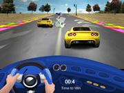 3D Yarışçı Hızı 2 oyunu