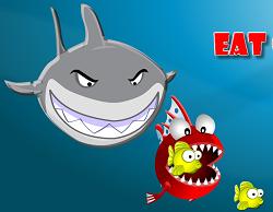Büyük Balık Küçük Balığı Yer oyunu