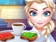 Elsa Restaurant Yönetimi oyunu
