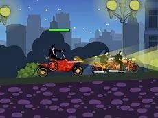 Gangster Yol Savaşı oyunu