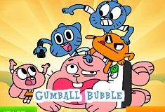 Gumball Balon Patlatma oyunu