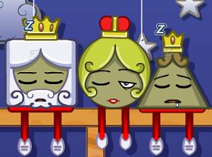 Kraliyet Ailesi oyunu