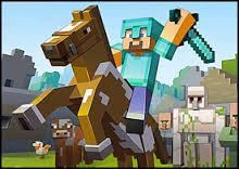 Minecraft Kule Savunma 2 oyunu